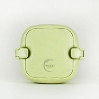 Multi-compartment lunch box in Pistachio