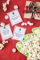 Christmas Movie Trivia Game (72 Cards)- Digital Download