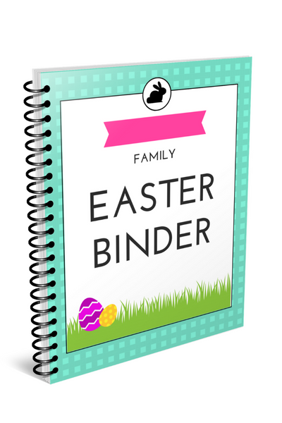 The Ultimate Easter Binder