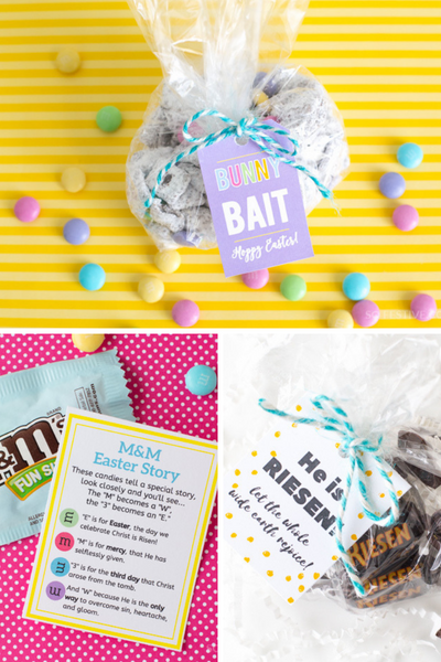 Easter Gift Tag Bargain Bundle (5 Tags)