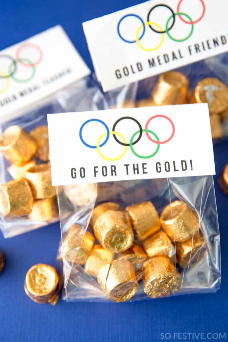 Olympic Theme Party Kit
