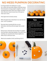 Celebrate Simpler: Halloween Ebook- Over 31 Traditions, Treats, Printables, and Party Games
