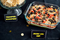 Star Wars Party Food Labels (24 Options)