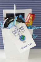 You're Been Out of this World- Thank You Gift Tags