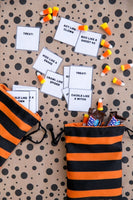 Trick or Treat? Halloween Party Game (36 Cards)