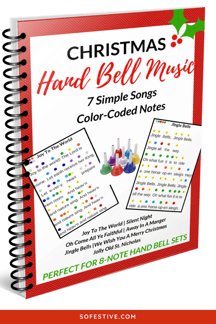 Color-Coded Hand Bell Song Bundle (19 Songs)- Digital Download Only