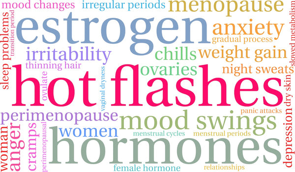 5 Common Hot Flash Triggers