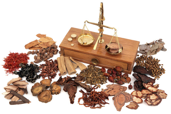 CHM Qi and Blood Tonic Herbs and Formulas