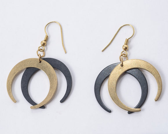 The Twin Spirit Earrings