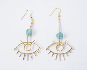 The All Seeing Eye Earrings