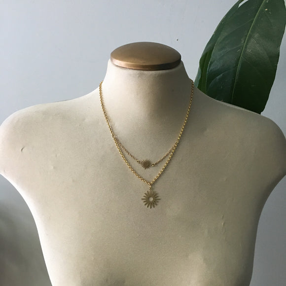 The Sunbeam Necklace
