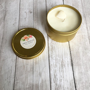 The Sea Witch Soy Candle