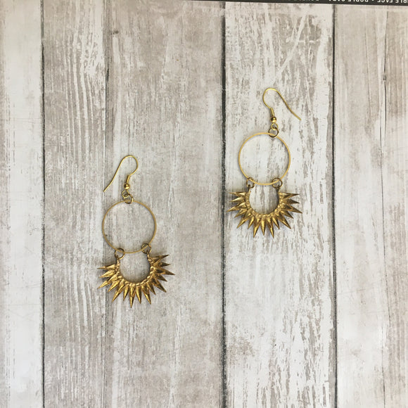 The Summer Solstice Earrings