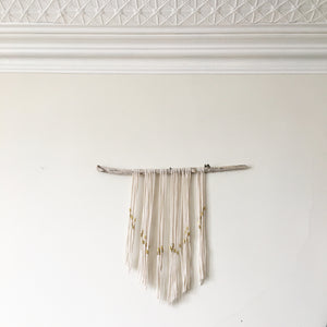 The Fierce Fringe Wall Hanging