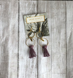 The Thistle Earrings