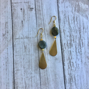 The Northern Skies Drop Earrings