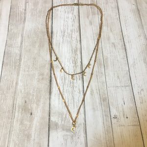 The Harmony Moon Necklace