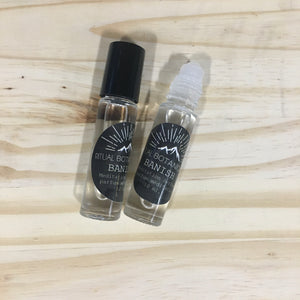 The Roll on meditation perfume