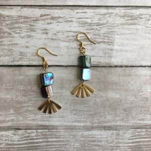 The Bright Future Earrings