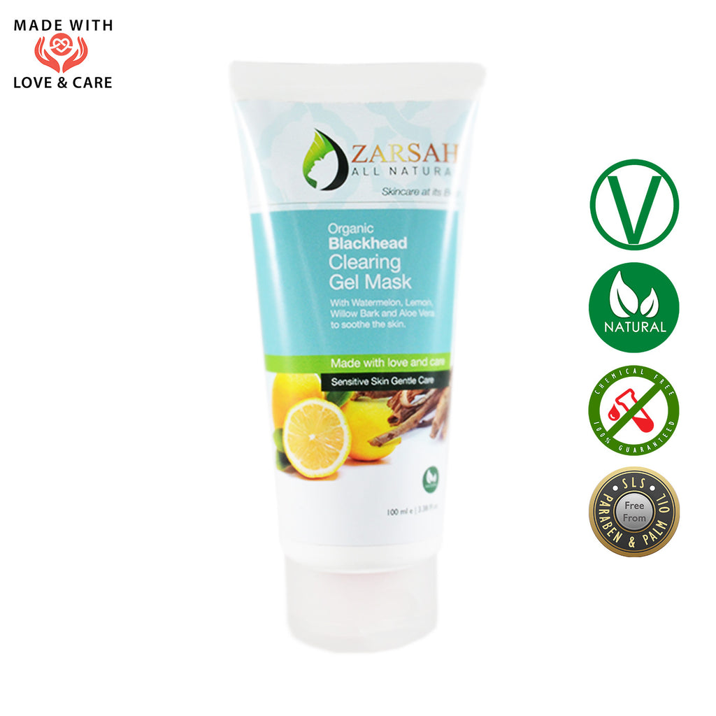 Blackhead and Blemish Watermelon Clearing Gel Mask