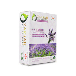 My Gentle Lavender Indulgent and Relaxing with Essential Oils