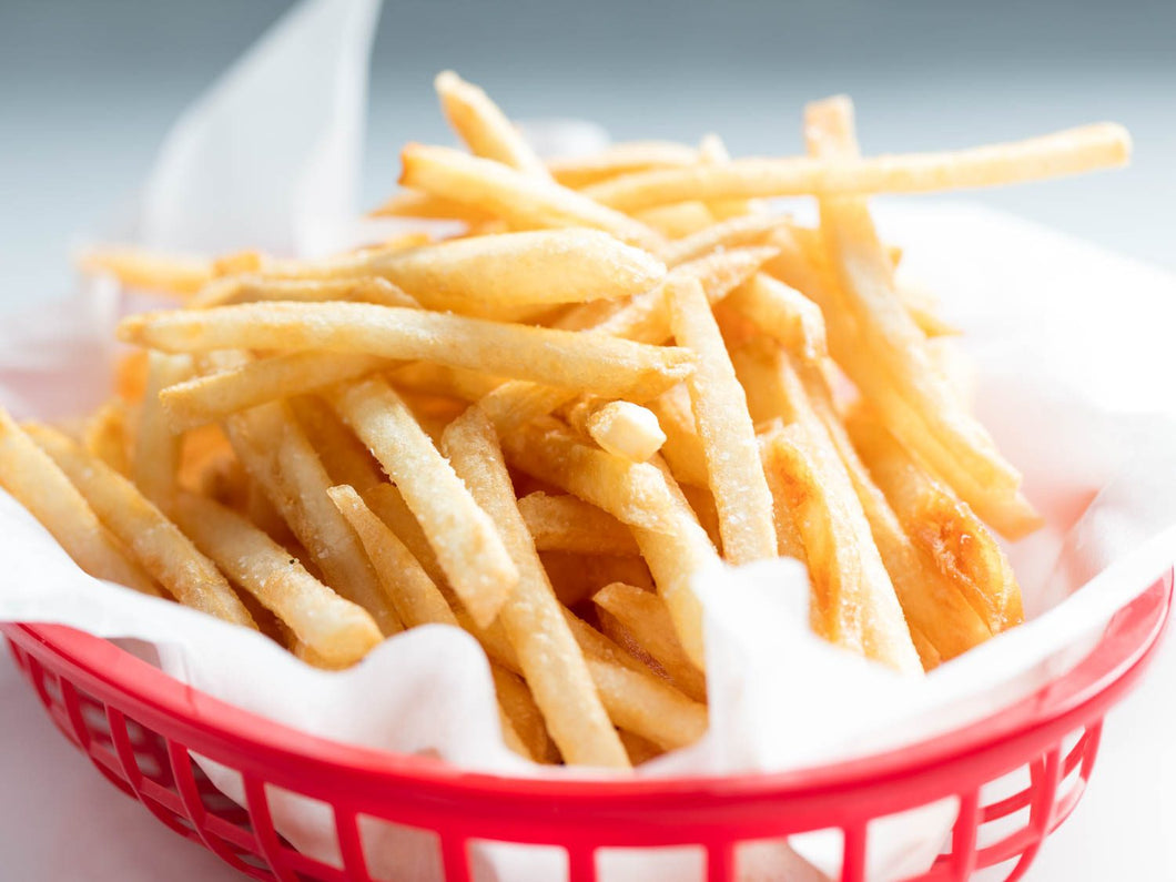 FRIES (Lemon Pepper)