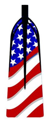 Merlin CD4 US Flag Paddle