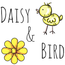 Daisy & Bird Cloth Pads