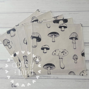 Unpaper Towels - Mushrooms - Daisy & Bird