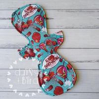 Vixen Cloth Pad Sewing Pattern - Full Bundle 3 Inch snapped width - Daisy & Bird