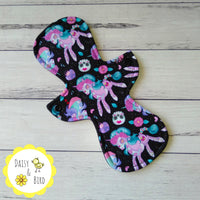 Vixen Cloth Pad Sewing Pattern - Full Bundle 2.5 inch snapped width - Daisy & Bird