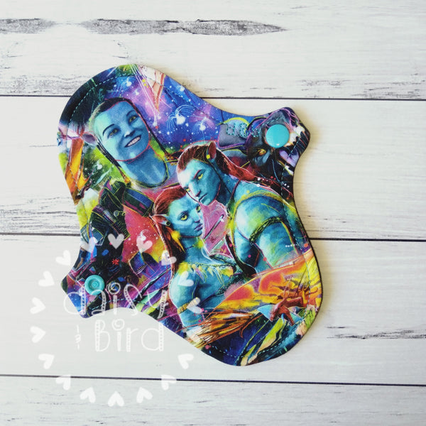7 Inch Light Cloth Pad - Avatar - Daisy & Bird
