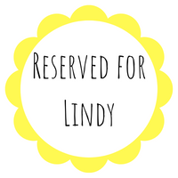 Reserved for Lindy - Daisy & Bird