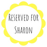Reserved for Sharon - Daisy & Bird