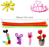 Twistable Colorful Pipe Cleaners