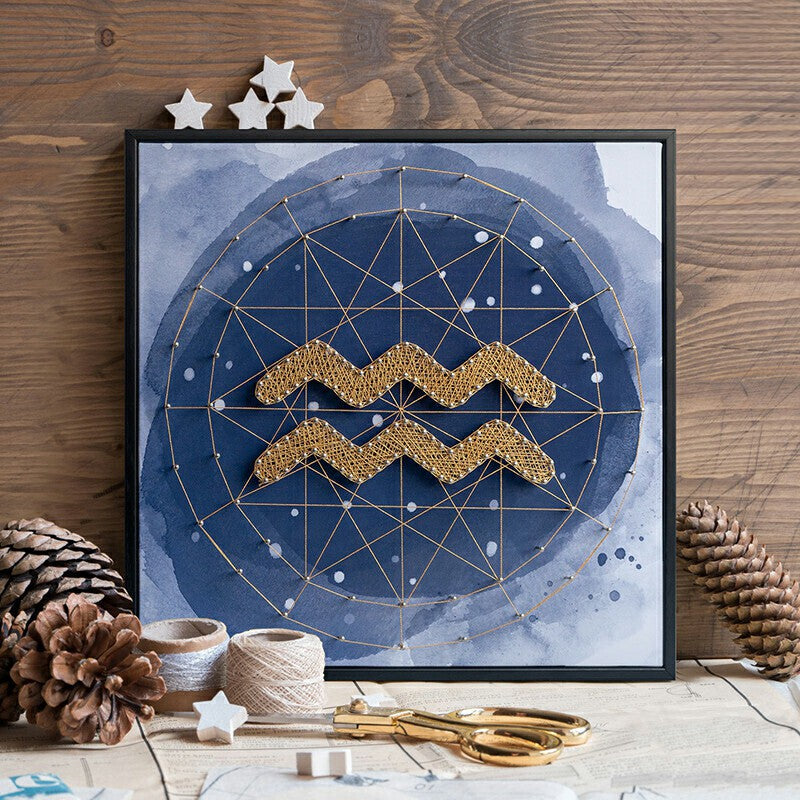 Easy Constellation String Art Kit