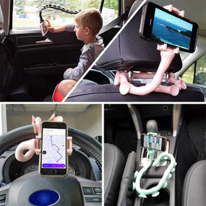 Twistable Bundles Cell Phone Holder
