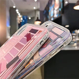 Eyeshadow Liquid Quicksand Phone Case