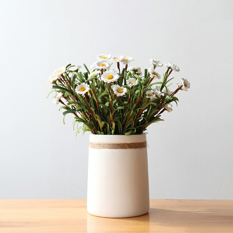 Minimalist Neutral Vase