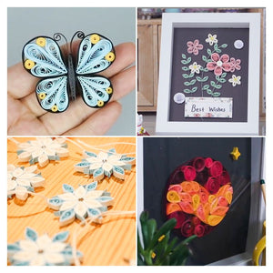 Easy Quilling Kits