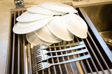 Kitchen Drying Rolling Rack