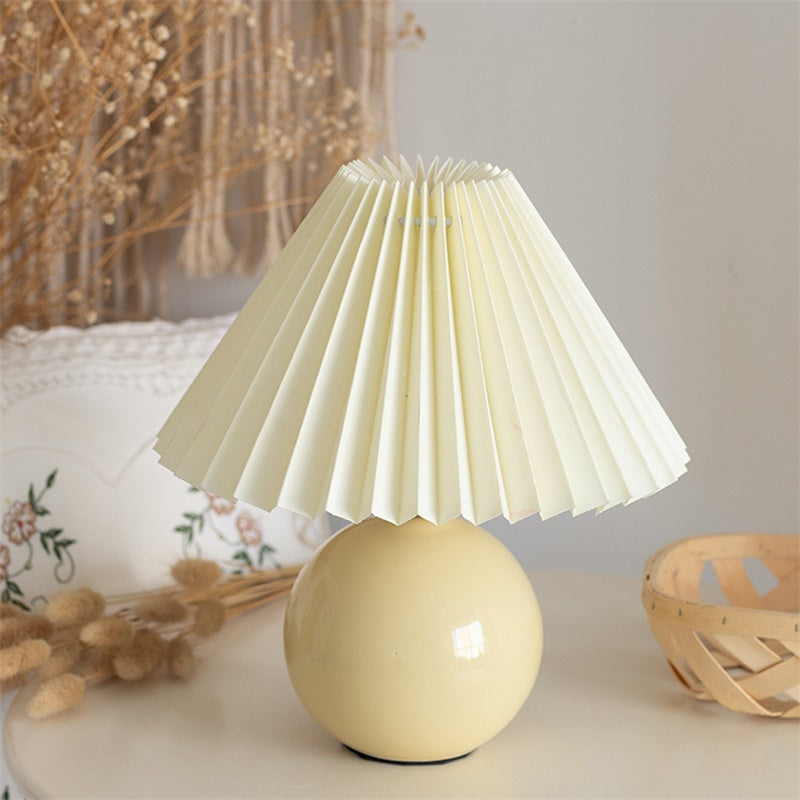Retro Ceramic Table Lamp