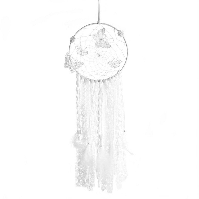 Fairy Butterfly Dream Catcher