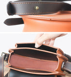 Handmade Leather Crossbody Bag DIY Set