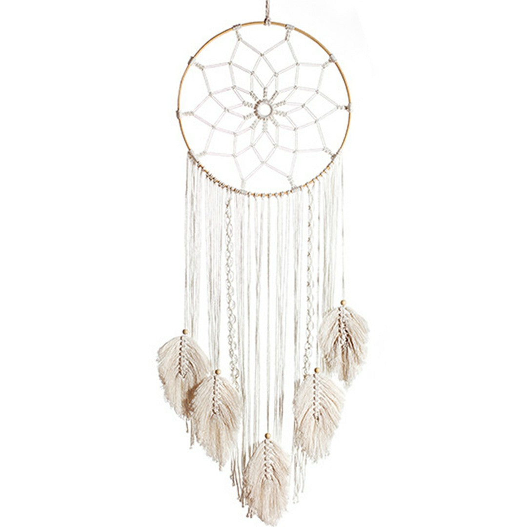 Boho Macrame Dream Catcher