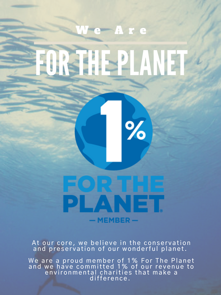 We are for the planet