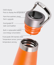 Load image into Gallery viewer, Stainless Steel Insulated Travel Thermos
