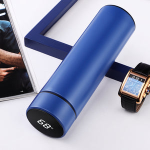 Smart Temperature Display Stainless Steel Thermal Bottle
