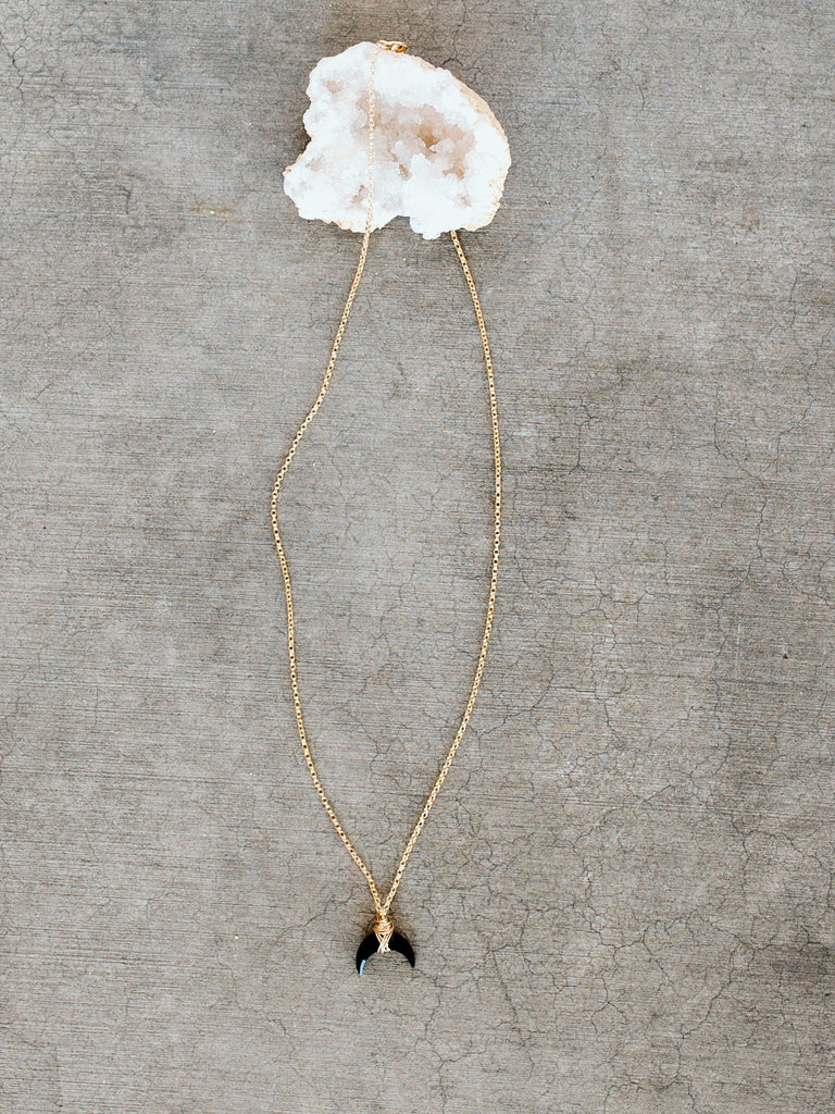 Moonbeam Necklace - ( Multiple Colors Available )