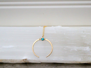 Caporal Necklace - Turquoise